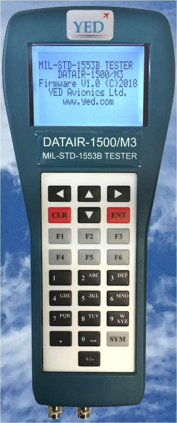 DATAIR 1500 M3 Brochure