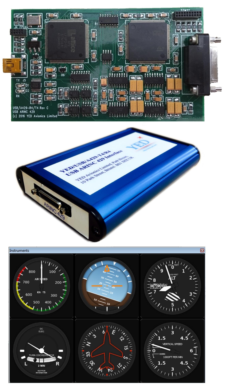 USB A429 R4T4CompA